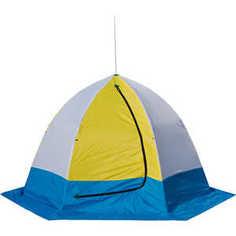 Палатка для зимней рыбалки Стэк Elite 4 (п/автомат)