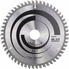 Диск пильный Bosch 200х30мм 54зуба Multi Material (2.608.640.510)