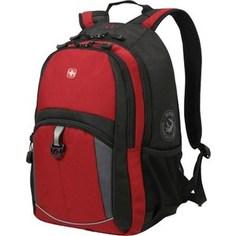 Рюкзак Wenger красный/черный/серый (3191201408)