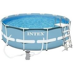 Каркасный бассейн Intex 26718 Prism Frame 366x122 см