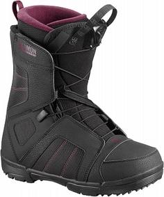 Сноубордические ботинки женские Salomon Scarlet, размер 38