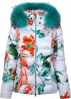 Куртка пуховая женская Sportalm Exotic, размер 44