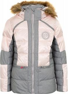 Куртка пуховая для девочек Glissade, размер 158