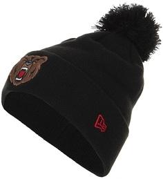 Шапка New Era Llic 886 Russian Bear Knit, размер Без размера