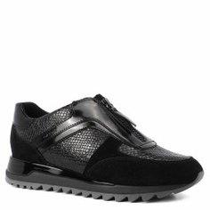 Кроссовки GEOX D84AQA черный