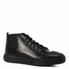 Ботинки GEOX U845WF черный
