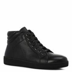 Кеды ABRICOT Y968L-2 черный