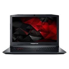 "Ноутбук ACER Predator Helios 300 PH317-52-5788, 17.3"", Intel Core i5 8300H 2.3ГГц, 8Гб, 1000Гб, nVidia GeForce GTX 1050 Ti - 4096 Мб, Windows 10 Home, NH.Q3EER.009, черный"