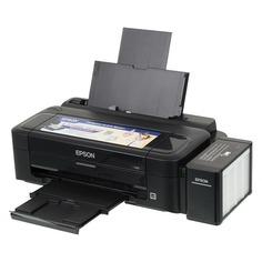 Принтер струйный EPSON L132, струйный, цвет: черный [c11ce58403]