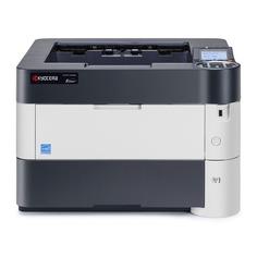 Принтер лазерный KYOCERA P4040DN лазерный, цвет: белый [1102p73nl0]