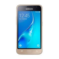 Смартфон SAMSUNG Galaxy J1 (2016) 8Gb, SM-J120F, золотистый