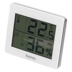 Термометр HAMA TH-130, белый [00136260]