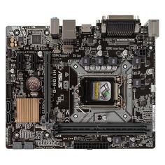 Материнская плата ASUS H110M-D, LGA 1151, Intel H110, mATX, Ret