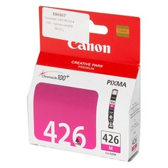 Картридж CANON CLI-426M пурпурный [4558b001]
