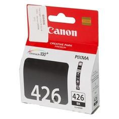 Картридж CANON CLI-426BK черный [4556b001]