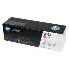 Картридж HP №305A пурпурный [ce413a]