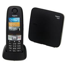 Радиотелефон GIGASET E630, черный