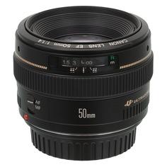 Объектив CANON 50mm f/1.4 EF USM, Canon EF [2515a012]