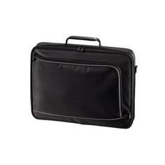 """Сумка для ноутбука 17.3"""" HAMA Sportsline Bordeaux, черный/серый [00101094]"""