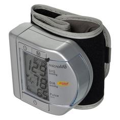Тонометр запястный MICROLIFE BP W100, (без адаптера питания), 13.5-21.5см