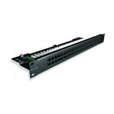"Патч-панель Brand-Rex (C5CPNLU504PK2M) 19"" 1U 50xRJ45 кат.3 UTP"