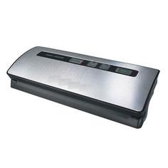 Вакуумный упаковщик Redmond RVS-M020 120Вт серебристый/черный