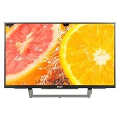 """LED телевизор SONY BRAVIA KDL32WD756BR2 32"""", FULL HD (1080p), черный/ серебристый"""