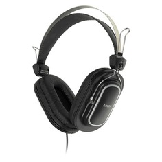 Наушники с микрофоном A4 HS-200, мониторы, черный