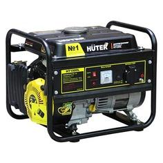 Бензиновый генератор HUTER HT1000L, 220 В, 1.1кВт [ht1000l ]