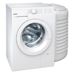 Стиральная машина GORENJE W72ZY2/R + PS PL95, фронтальная загрузка, белый