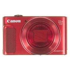 Цифровой фотоаппарат CANON PowerShot SX620 HS, красный