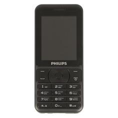 Мобильный телефон PHILIPS Xenium E181, черный
