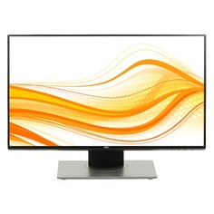 """Монитор ЖК DELL UltraSharp U2417H 23.8"""", черный и серый [417h-2139]"""