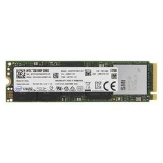SSD накопитель INTEL 600p Series SSDPEKKW512G7X1 512Гб, M.2 2280, PCI-E x4, NVMe