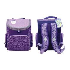 Ранец Silwerhof FLORAL DREAMS сиреневый/фиолетовый Цветы