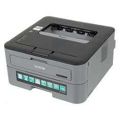 Принтер лазерный BROTHER HL-L2300DR лазерный, цвет: черный [hll2300dr1]