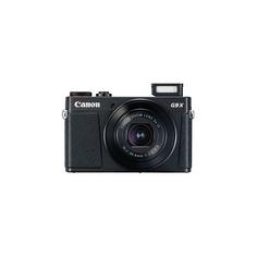Цифровой фотоаппарат CANON PowerShot G9 X Mark II, черный