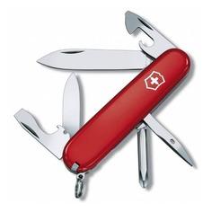 Складной нож VICTORINOX Tinker, 12 функций, 91мм, красный [1.4603]
