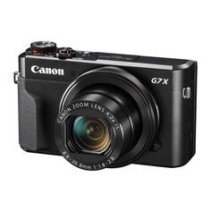 Цифровой фотоаппарат CANON PowerShot G7 X MARKII, черный