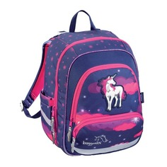 Ранец Step By Step BaggyMax Speedy фиолетовый/розовый Unicorn Dream