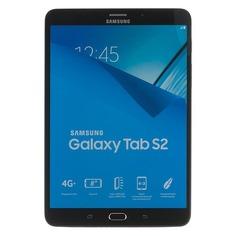Планшет SAMSUNG Galaxy Tab S2 SM-T719, 3Гб, 32GB, 3G, 4G, Android 6.0 черный [sm-t719nzkeser]