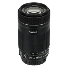 Объектив CANON 55-250mm f/4-5.6 EF-S IS STM, Canon EF-S [8546b005]