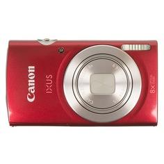 Цифровой фотоаппарат CANON IXUS 185, красный