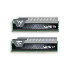 Модуль памяти PATRIOT Viper 4 PVE416G213C4KGY DDR4 - 2x 8Гб 2133, DIMM, Ret Патриот