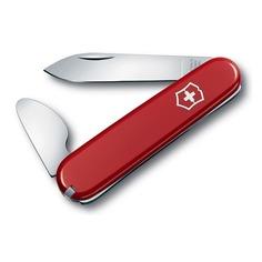 Складной нож VICTORINOX Opener, 4 функций, 84мм, красный [0.2102]