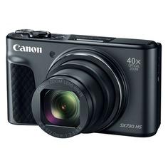 Цифровой фотоаппарат CANON PowerShot SX730HS, черный