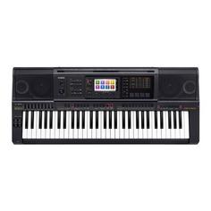 Синтезатор CASIO MZ-X300, 61, невзвешенная, полноразмерные, 128, черный