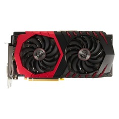 Видеокарта MSI nVidia GeForce GTX 1060 , GeForce GTX 1060 GAMING X 6G, 6Гб, GDDR5, OC, Ret