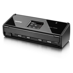 Сканер BROTHER ADS1100W черный [ads1100wr1]