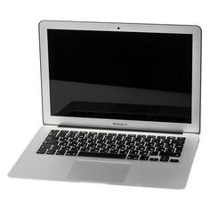 "Ноутбук APPLE MacBook Air MQD32RU/A, 13.3"", Intel Core i5 5350U 1.8ГГц, 8Гб, 128Гб SSD, Intel HD Graphics 6000, Mac OS X El Capitan, MQD32RU/A, серебристый"